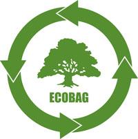 Ecobag -pussit ja kassit